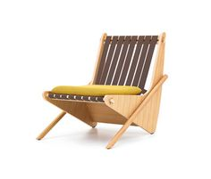 Boomerang Chair from Neutra by VS at designboom: The Boomerang Chair is already an icon: It was designed by architect Richard J. ...