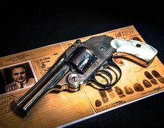 The Mob Museum Unveils Gun Belonging to Al Capone