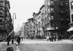 On Henry Street in 1935, New York City