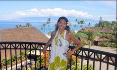 Vanessa @ royal Lahaina Maui