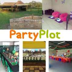 Party Plot has various areas where  parties  can be held. We can also accommodate a few parties at a time as space is not an issue at Party Plot. The following all face the play area.  We also offer the following parties at the venue – BOOT CAMP / WARRIOR races & Night time LASER TAG parties.