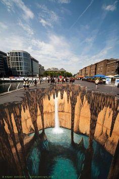 3D Street Art .....-