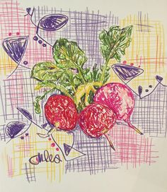 DaY 16 of the 100 DaY ChaLLenGe -- RaDisheS