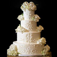 Signature Wedding Cakes - Sweet Memories Bakery | Crave Event Caterers