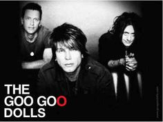 The Goo Goo Dolls are one of my all-time favourite bands. Not to mention the best live band I have ever seen. I saw them in Glasgow in 2013 and they were just phenomenal. Goo Goo Dolls, Kinds Of Music, Music Love, Music Is Life, My Music, Music Mix, Metal Songs, We Will Rock You, Pop Rocks