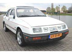Ford Sierra 1.8 Laser 92.000km!! NL-auto - 1 Ford Sierra, Top 2017, Dream Cars, Classic Cars, Motors, Vehicles, Passion, School, Europe
