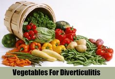 High fiber diets are very beneficial for those suffering from Diverticulitis.  So go for more vegetables in your diet and stay healthy. #diverticulitis #leannclean #healthtips