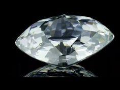 The Centenary Diamond - The Largest D colour, flawless diamond in the world. Cut by master diamond cutter Gabi Tolkowsky Ideal Cut Diamond, Diamond Cuts, Sparkle, Gems, Colour, Jewellery, Color, Jewelery, Jewelry Shop
