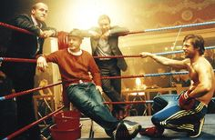 SNATCH  Jason Statham - Guy Richie - Stephen Graham - Brad Pitt