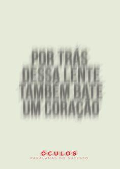 """Cartaz confeccionado para a disciplina de Design Editorial, 4ª fase de DesignGráfico da Faculdade SATC, Criciúma - SC.Foco: Tipografia Expressiva.""""Óculos""""A música composta em 1984, para o álbum O Passo de Lui, da banda Paralamas do Sucesso foi um dos singles responsáveis pelo sucesso do grupo no início da carreira. Composta com base na própria experiência de vida do cantor e compositor Herbert Vianna, que nos primeiros versos da musica deixa explicito o desprezo que as garotas o tratam por…"""