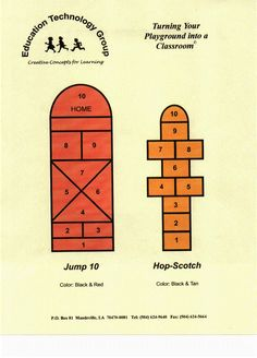 hopscotch Games Templates from around the world Multicultural Activities, Art Activities For Kids, Learning Activities, Summer School, Summer Time, Counting Games, Dark Moon, Hopscotch, Toddler Crafts
