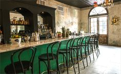 Cane & Table in New Orleans is a beloved dinnertime restaurant in Louisiana