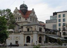 THE GRILL im Künstlerhaus | Steak-Restaurant in München, Innenstadt  Lenbachplatz 8   80333 München