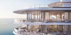 Tour Novak DJOKOVIC's new soon-to-be-built $8.9 million dollar Miami penthouse