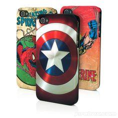Marvel iPhone Cases
