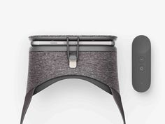 Daydream View Is Google's Plushy VR Headset for the Masses | Credit: Google | From Wired.com