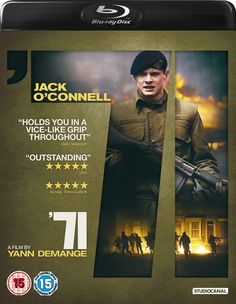 '71 (2015) Action   Drama   Thriller (BLURAY) New in Theaters