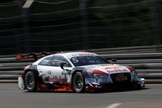 DTM: Mattias Ekström narrowly missed the podium in Norisring race 2 ~ Audi Motorsport Blog
