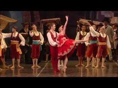Natalia Osipova and Leonid Sarafanov - Nureyev's Don Quixote - YouTube