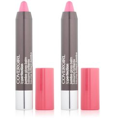 Covergirl Lip Perfection Jumbo Gloss Balm, no.220 Haute Pink Twist - 0.13 Oz, Pack of 2 * Trust me, this is great! Click the image. : Skin care