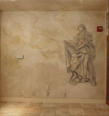 Faux Finishes - Walls -3