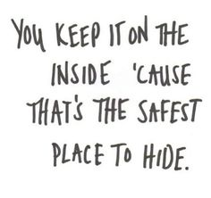 Self harm, depression, quotes & things.