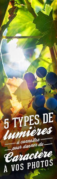 5 types de lumière à connaître pour donner du caractère à vos photos !  À lire sur http://tontonphoto.fr/2012/11/13/5-types-de-lumieres-a-connaitre-pour-donner-du-caractere-a-vos-photos/#utm_source=reseaux-sociaux_medium=pinterest_content=5-types-lumieres