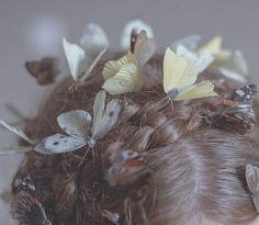 Laura Makabresku: butterflies
