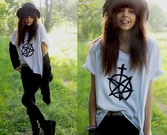 Over my dead body #29 (by Sabina Olson) http://lookbook.nu/look/3984870-Over-my-dead-body-29