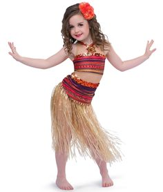 A Wish Come True - Characters Glitz Pageant Dresses, How Far Ill Go, Rapunzel Costume, Grass Skirt, Cheerleader Costume, Dance Costumes, Moana Costumes, Wish Come True, Smart Styles
