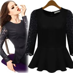 ♥ Free shipping to United States ♥ Note: This item is a pre-order item which require min. 12 days for processing before dispatch Product Condition : Brand New Korea Import Product Measurement :  Shoulder 31cm, Sleeve cm, Bust 84cm, Total length 58cm Instant inquiry via msg LINE ID : envymee ...