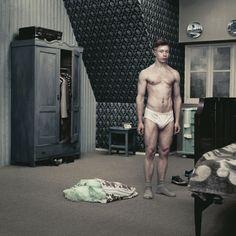 Rain, Hope, Grief and Fall: Erwin Olaf, 2004 - The Bedroom