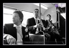 """Image of the Week 26 """"On the Buses"""" - ... the moment when the groom and his friends, on a tight schedule to collect all the guests from 3 locations across the city, realise that the bus driver, who's from out of town, has taken a wrong turn into the one way system..."""