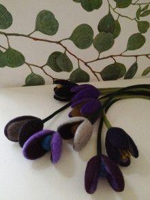「flower.」 お揃いのリング♥の画像 | Atsuko Sasaki♪ 羊毛フェルト Felting…