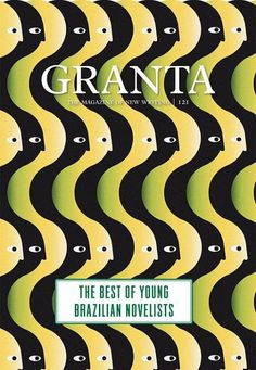 "Granta (US)  New cover Granta magazine.Granta had some good ones before; they topped Coverjunkie's list of best covers from 2010, see here. ""As the Observer wrote of Granta: 'In its blend of memoirs and photojournalism, and in its championing of contemporary realist fiction, Granta has its face pressed firmly against the window, determined to witness the world."""