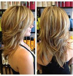 Medium Layered Hairstyles 2016                                                                                                                                                                                 More