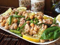 Detox Recipes, Healthy Recipes, Italian Recipes, Potato Salad, Buffet, Clean Eating, Menu, Lunch, Dinner