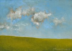 Prairie Hour  Original Oil Painting by ArtistiicAbandon on Etsy, $90.00