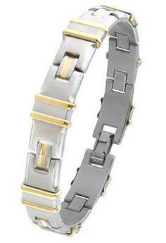 Day 2 Offer - Executive Clip Duet Bracelet - #252 - Was £54.08 Now slashed to £24.34  www.sabona.co.uk/executive-clip-duet-bracelet-252-c2x17995699