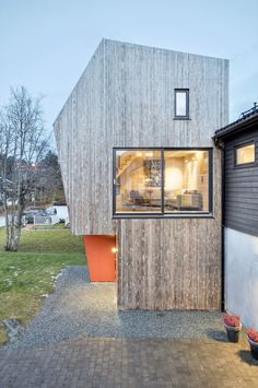 House in Trondheim / TYIN Tegnestue