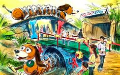 Pixar Post - For The Latest Pixar News: D23 Announcement - Toy Story Land Coming to Disney's Hollywood Studios