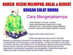 Solat dhuha Allah Islam, Islam Quran, Chef Wan, Words Quotes, Sayings, Self Reminder, Islamic Inspirational Quotes, Muslim Quotes, Doa