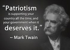 Short essay about patriotism