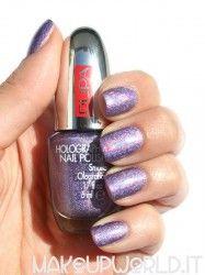 Pupa 035 Holographic Violet #makeup #trucco #smalto #nail #nails #nailart #nailpolish #review #beauty #beautyblogger #nailmania