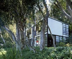 The Eames's Case Study House #8