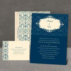 invitationsbydawn: Love Revealed - Invitation
