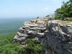 Petit Jean in Arkansas..also had good picnic and camping when we lived in AR