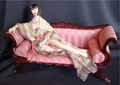 by Helene, Dolls In Miniature