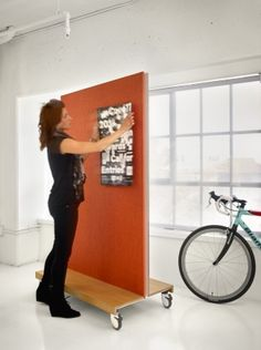 Movable Walls On Wheels Http Archinect Com Draw Project