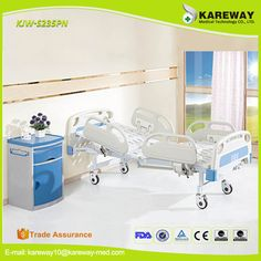 2017 Top selling 3 cranks manual hospital bed with high quality Hospital Bed, Toy Chest, Storage Chest, Manual, Top, Furniture, Home Decor, Decoration Home, Textbook